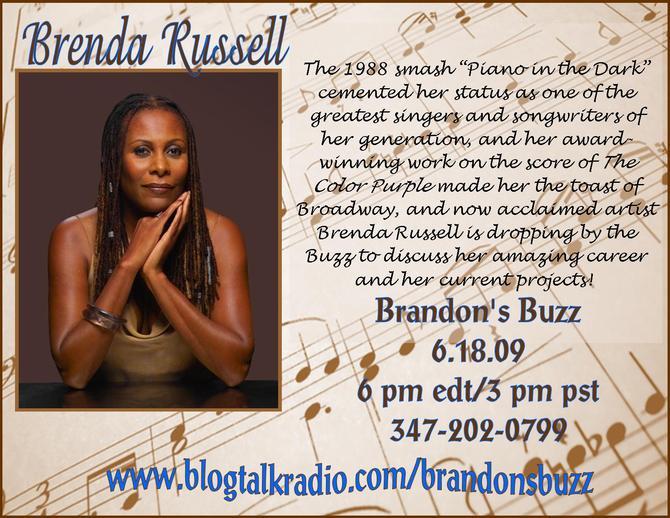 Brandon S Buzz 187 June 18 2009 Grammy Nominated Singer